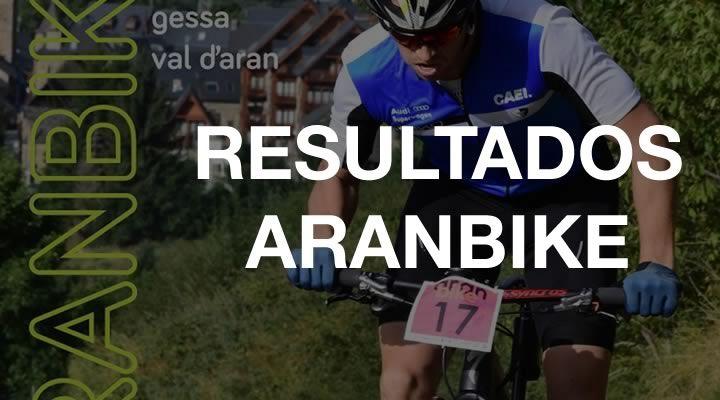 RESULTADOS ARANBIKE 2018