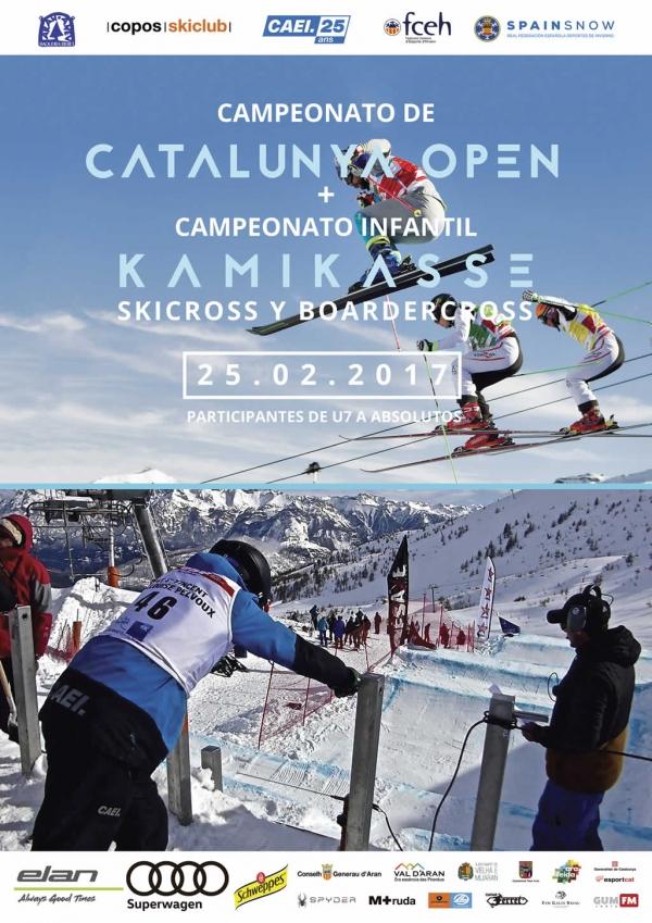Campeonato Catalunya Open y Kamikasse