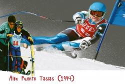 AÑO 2013: ALEX PUENTE TASIAS (1994)