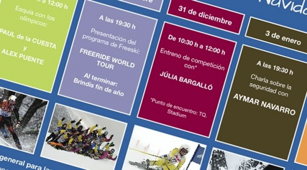 Programa de actividades Navidades 2014